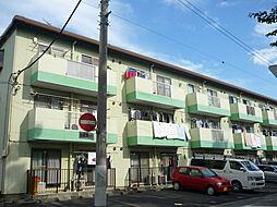 埼玉県越谷市南町2丁目の賃貸マンションの外観