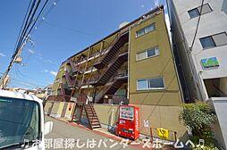 大阪府枚方市樋之上町の賃貸マンションの外観