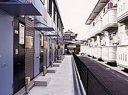 兵庫県赤穂市磯浜町の賃貸アパートの外観