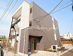 神奈川県藤沢市辻堂神台2丁目の賃貸マンションの外観