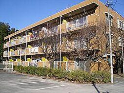 東京都小平市花小金井8丁目の賃貸マンションの外観