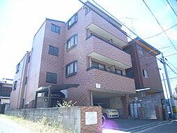 ピュア県庁北[3階]の外観