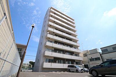 外観,1LDK,面積45m2,賃料7.8万円,JR常磐線 水戸駅 徒歩15分,,茨城県水戸市大町