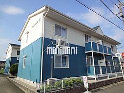 愛知県愛西市渕高町四ノ割の賃貸アパートの外観
