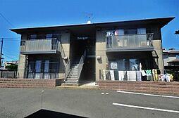 湯川桜荘A棟[101号室]の外観