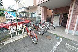 愛知県名古屋市北区平安2丁目の賃貸マンションの外観