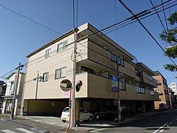 東雲Kマンション[202号室]の外観