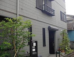神奈川県横浜市金沢区洲崎町の賃貸アパートの外観