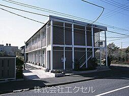 JR青梅線 小作駅 徒歩18分の賃貸アパート