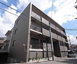 京都府京都市北区大宮南箱ノ井町の賃貸マンションの外観