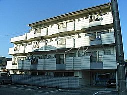 ハイツハピィバリーI 北棟[3階]の外観