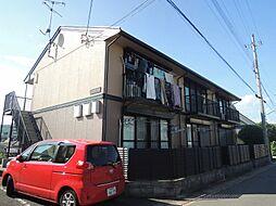 京都府京都市伏見区石田大山町の賃貸アパートの外観