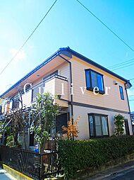 東京都杉並区本天沼1丁目の賃貸アパートの外観
