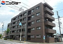 サンライズマンション[4階]の外観