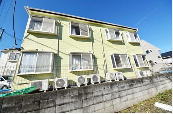 神奈川県藤沢市円行の賃貸アパート