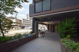 THUマンション[5階]の外観