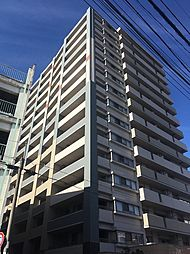 ライオンズ岐阜セントマークス弐番館[7階]の外観