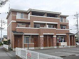 ライジング サン クレール II[2階]の外観