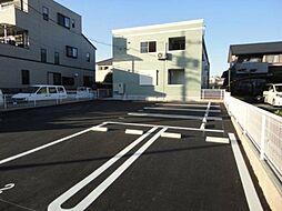 愛知県あま市新居屋高島の賃貸アパートの外観