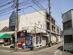 亀島マンション[2階]の外観