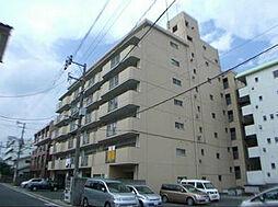 福岡県北九州市小倉北区木町3丁目の賃貸マンションの外観