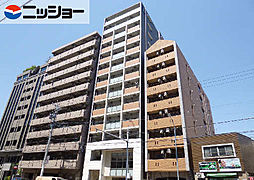 エステムプラザ名古屋駅前プライムタワー[3階]の外観