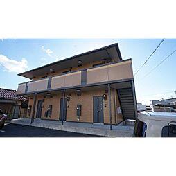 三重県四日市市中川原2丁目の賃貸アパートの外観