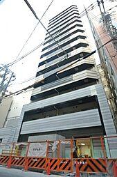 ファーストフィオーレ東梅田[10階]の外観
