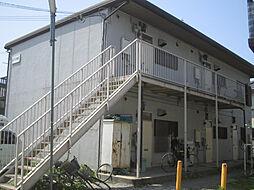 メゾン仁和寺[E号室]の外観