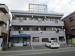 リバティセキ[2階]の外観