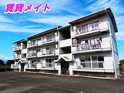 三重県四日市市赤水町の賃貸マンションの外観