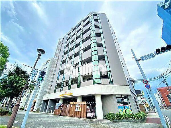グレースメゾン名海5 4階の賃貸【愛知県 / 名古屋市港区】