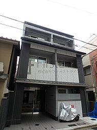 京都府京都市中京区岩上町の賃貸マンションの外観