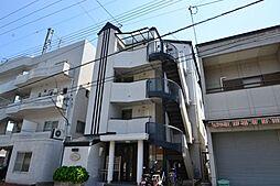 兵庫県神戸市灘区上野通5丁目の賃貸マンションの外観