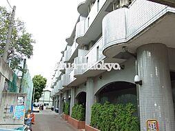 東京都武蔵野市関前2丁目の賃貸マンションの外観