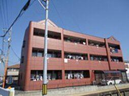 パストラル南町[3階]の外観