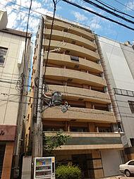 京都府京都市中京区間之町通御池下る綿屋町の賃貸マンションの外観