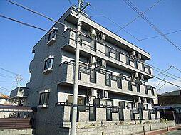 愛知県名古屋市名東区大針2の賃貸マンションの外観