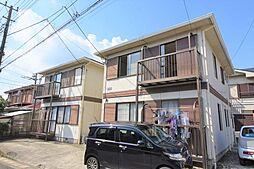 神奈川県海老名市国分南2の賃貸アパートの外観