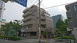 東京都府中市片町3丁目の賃貸マンションの外観