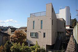 山手桜道ヒルズ[101号室]の外観