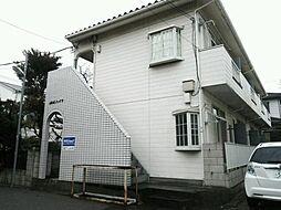 千葉県市川市押切の賃貸アパートの外観