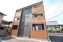 岡山電気軌道清輝橋線 清輝橋駅 徒歩24分の賃貸アパート