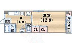 門戸厄神駅 6.9万円