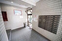 ポニークレスト上新庄[6階]の外観