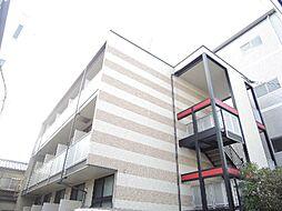大阪府大阪市生野区田島6丁目の賃貸アパートの外観