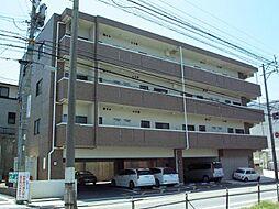 愛知県瀬戸市新郷町の賃貸マンションの外観