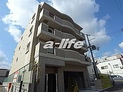 マリス神戸WING[3階]の外観