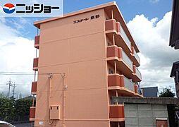エステート梨野[2階]の外観
