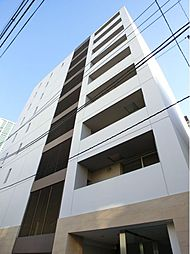東京都港区白金1丁目の賃貸マンションの外観